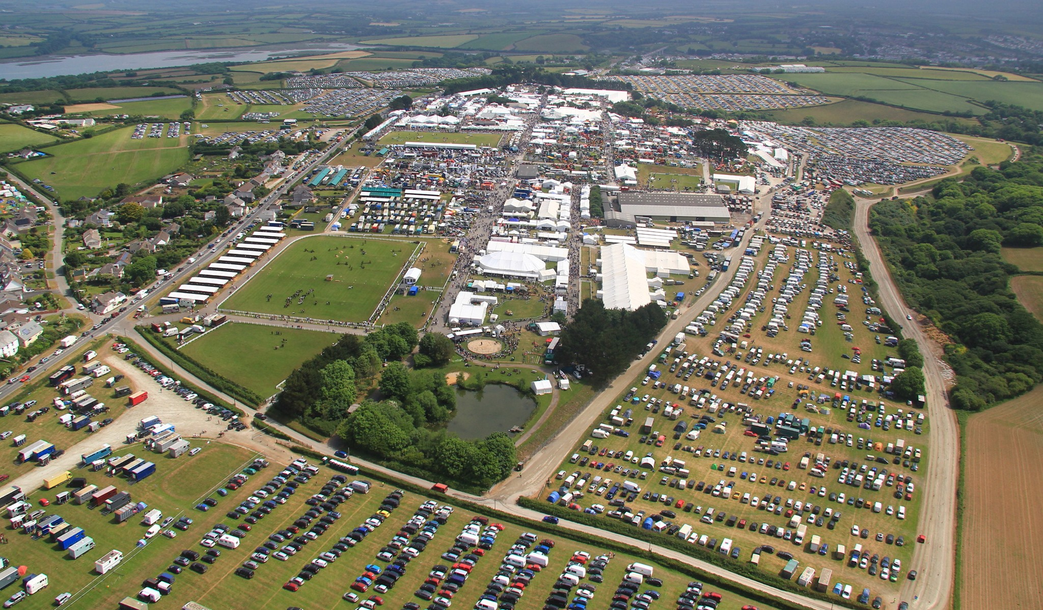 Jam Packed Three Days At Royal Cornwall Show