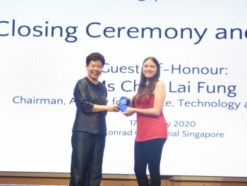 Two CSMS Students Represent UK At Global Science Event