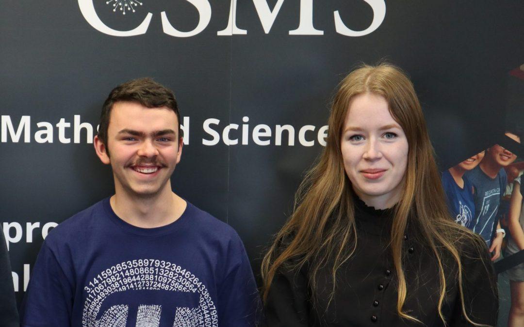 CSMS students show off their mathematical skills in Singapore International Mathematics Challenge