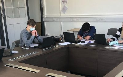 CSMS Students' Success in Náboj International Maths Competition